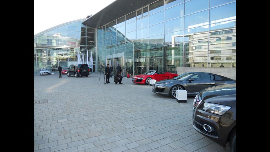 2010, l'anno record dell'Audi