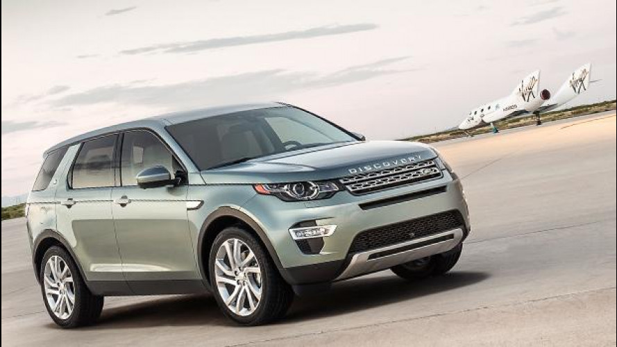 Land Rover Discovery Sport: a chi dà fastidio?