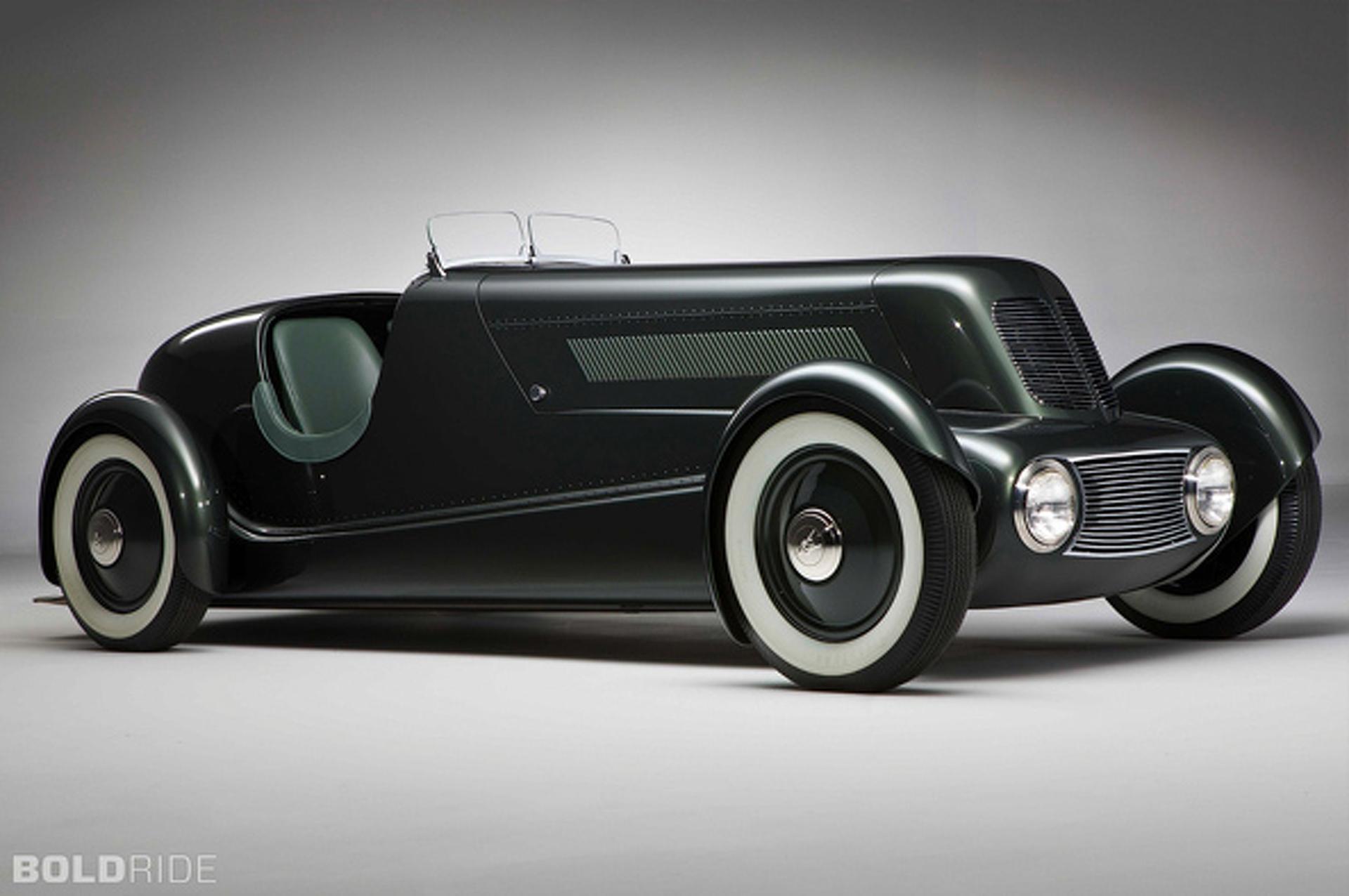 Jaw Dropper: 1934 Ford Model 40 Special Speedster