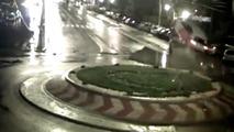 Roundabout jump