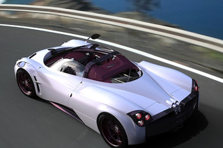 Pagani Could Debut Huayra S or Roadster in Geneva