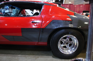 Your Ride: 1974 Blown Chevy Camaro with Medevac Theme