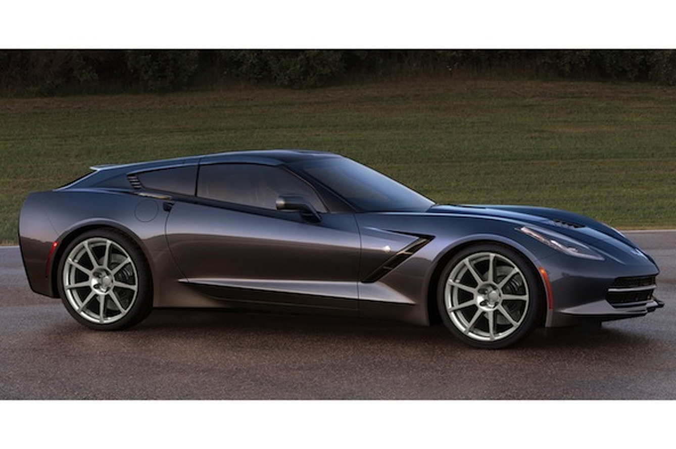 Callaway Corvette Stingray AeroWagon Gets Green-Light for Production