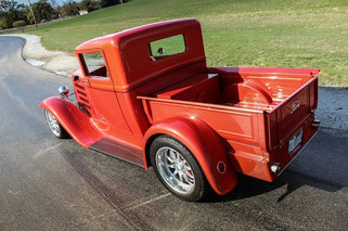 Custom 1930 Ford Model A Pickup Headed to Mecum Auction