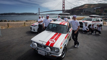 Toyota enters vintage Corolla in Great Race endurance rally