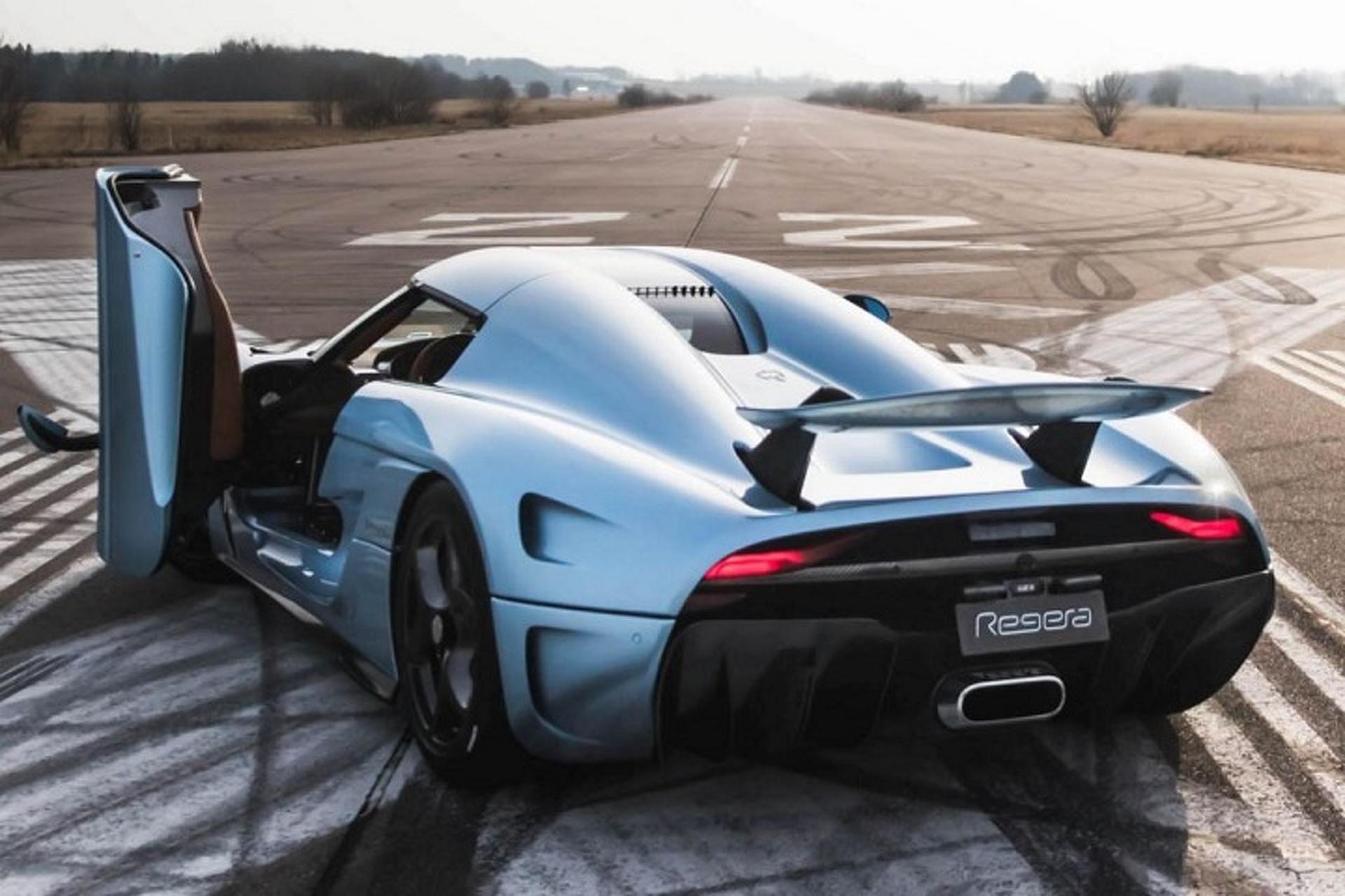 Koenigsegg Will Build a Four-Door Super Sedan
