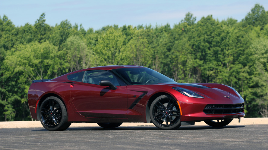 Review: 2016 Chevy Corvette Stingray