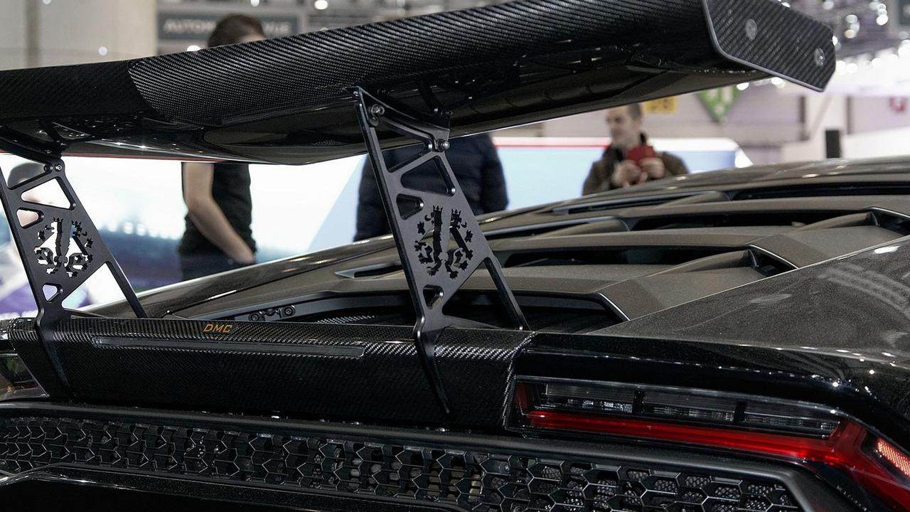 Lamborghini Huracan Jeddah Edition by DMC