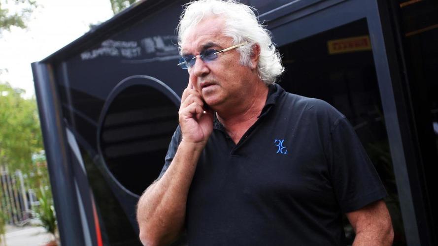 F1 'no longer real racing' - Briatore
