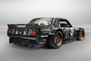 Ken Block's 845HP Mustang is the Most Insane Car at SEMA