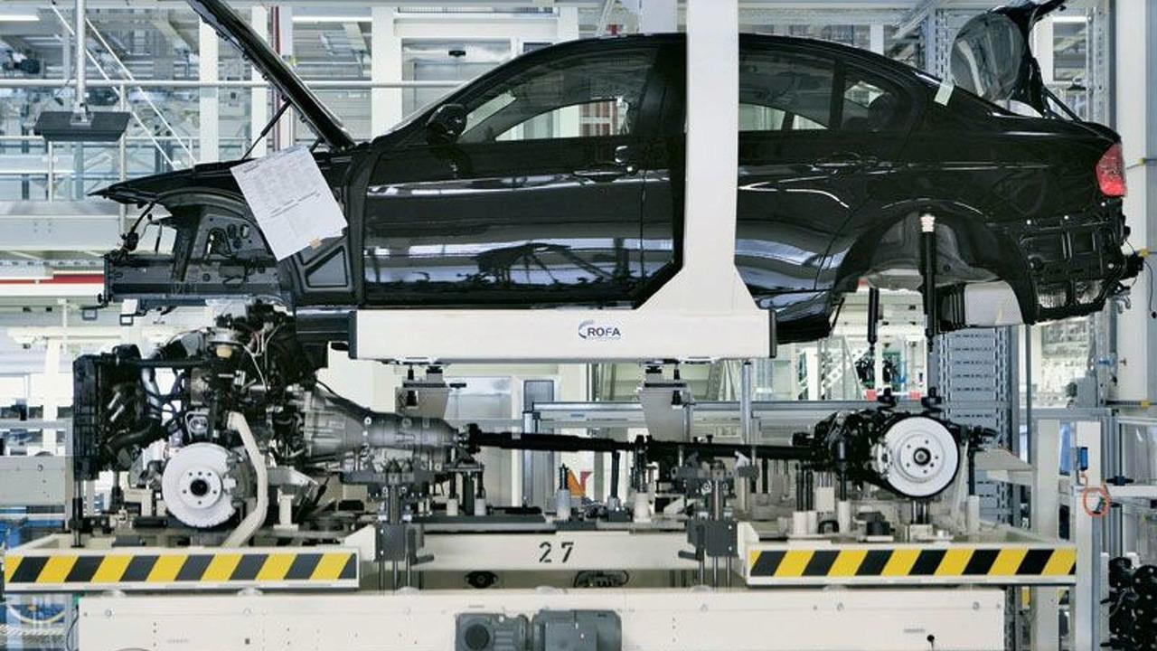 BMW Leipzig Plant Opening