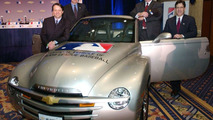 Chevrolet Named 'Official Vehicle of MLB'
