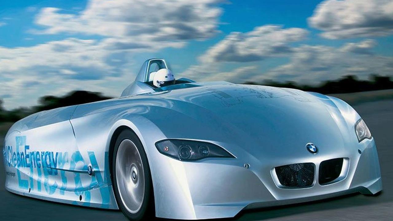 BMW H2R Record Car - New Art Car