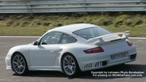 SPY PHOTOS: Porsche GT 2 Latest Photos