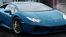 2015 Lamborghini Cabrera render