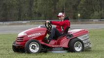 Honda Mean Mower at Spa Francorchamps