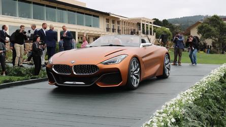 BMW Z4 Concept: More