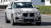 2019 BMW X5M spy photos