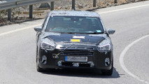 2019 Ford Focus Sedan Spy Shots