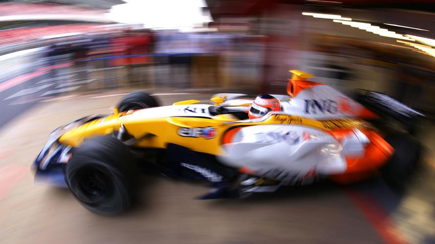 Mega galerie - 40 ans de Renault en F1