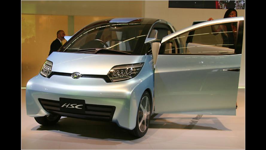 Daihatsus Weltpremiere Nr. 1 auf der IAA: HSC