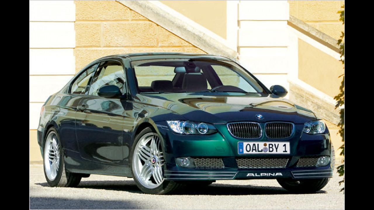 BMW Alpina B3 Bi-Turbo Coupé Switch-Tronic
