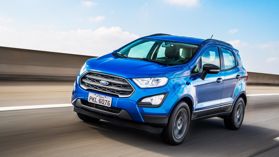 Primeiras impressões Ford EcoSport FreeStyle 1.5 - Quem vê cara...
