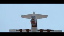 Fast & Furious 7, backstage su aereo militare