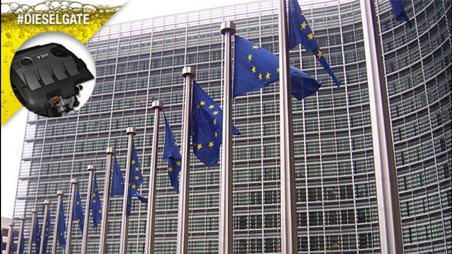 Dieselgate, Volkswagen incontra la Commissione europea
