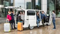 Nissan e-NV200 Evalia –from £21,456