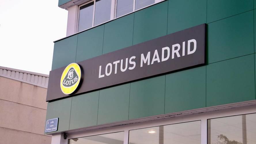 Lotus Madrid, nuevo concesionario de la marca británica en Las Rozas