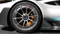 Mercedes-AMG Project One Live Photos Los Angeles