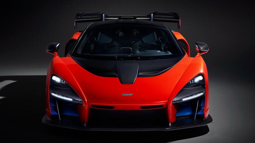 McLaren Senna, l'ultima all'asta per 2 milioni di sterline