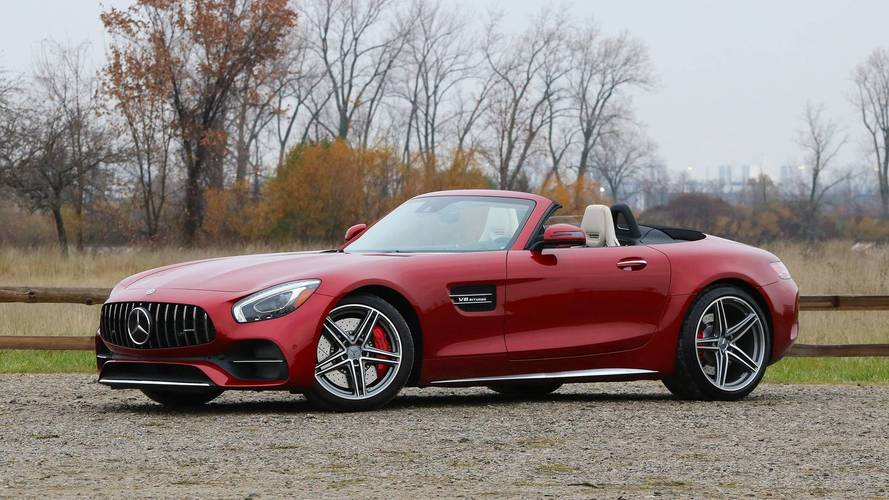 2018 Mercedes-AMG GT C Roadster Review: Yet Another Pleasing GT