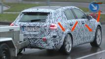 Mercedes-Benz GLA-Class Spy Video