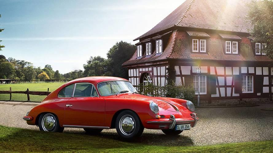 Porsche klasik modelleri için hırsızlık karşıtı yeni takip sistemini duyurdu