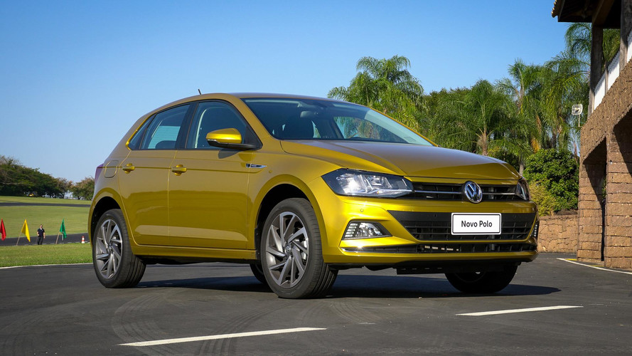 Novo VW Polo pode ser comprado com financiamento