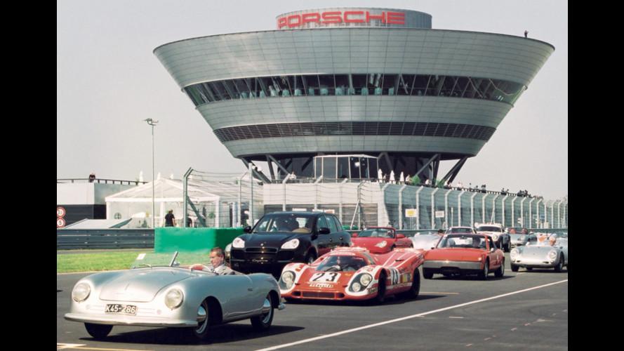 Porsche raddoppierà la produzione entro il 2012