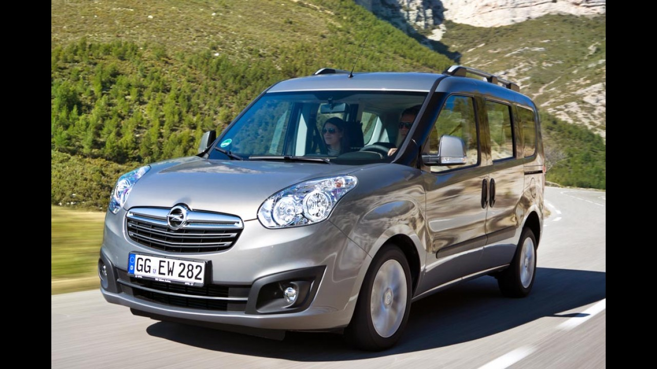 Opel Combo 1.4 CNG Turbo (ab 23.450 Euro)
