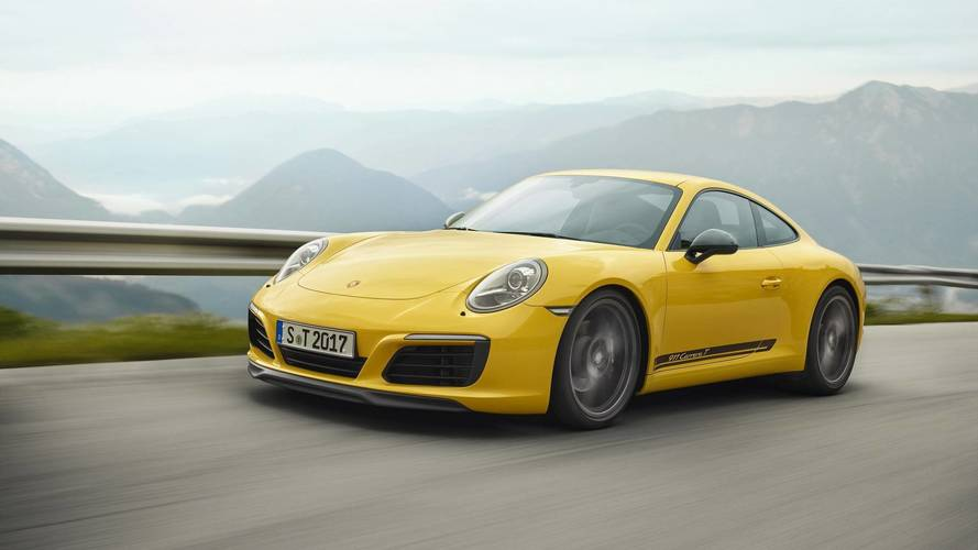 Porsche 911 Carrera T Cuts Weight, Gains Extra Features