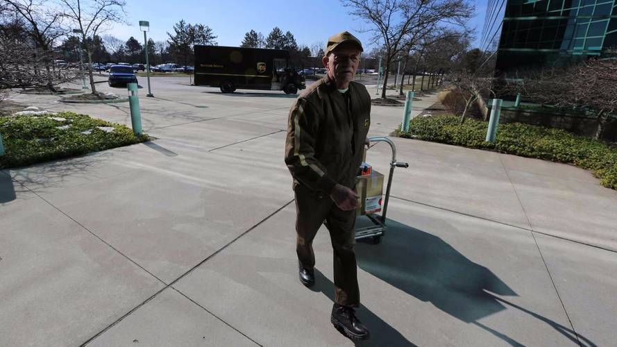 Superhuman UPS Driver Goes 55 Years Without A Single Accident