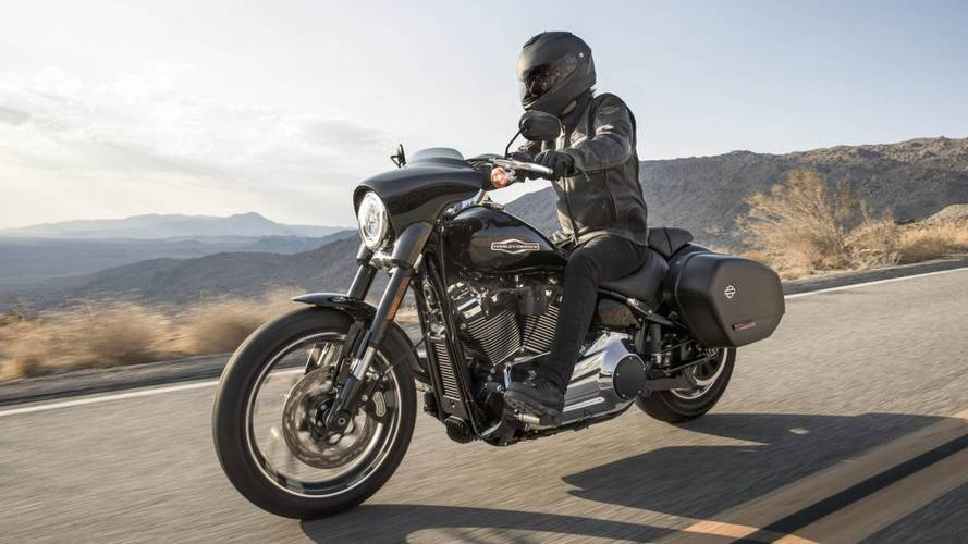 Harley-Davidson Sport Glide Returns After 25-Year Absence