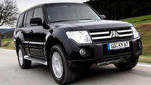 All New Mitsubishi Shogun Revealed (UK)
