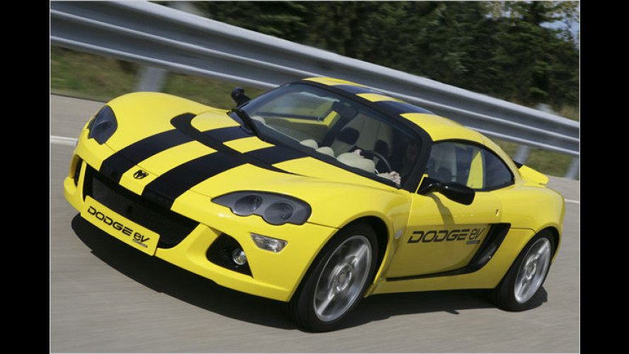 Chrysler will 2010 eigene Elektroautos auf den Markt bringen