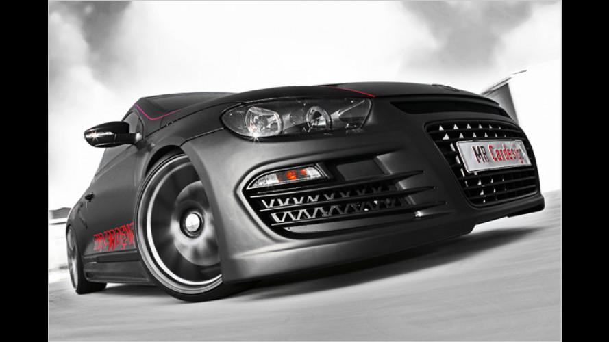 Extremes aus Erftstadt: Black Rocco von MR Car Design