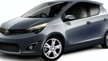 Geely CE Hatchback Headed for 2008 Auto China