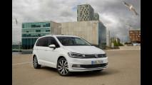 Small MPV - VW Touran