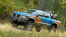 Dodge Dakota MX Warrior At SEMA