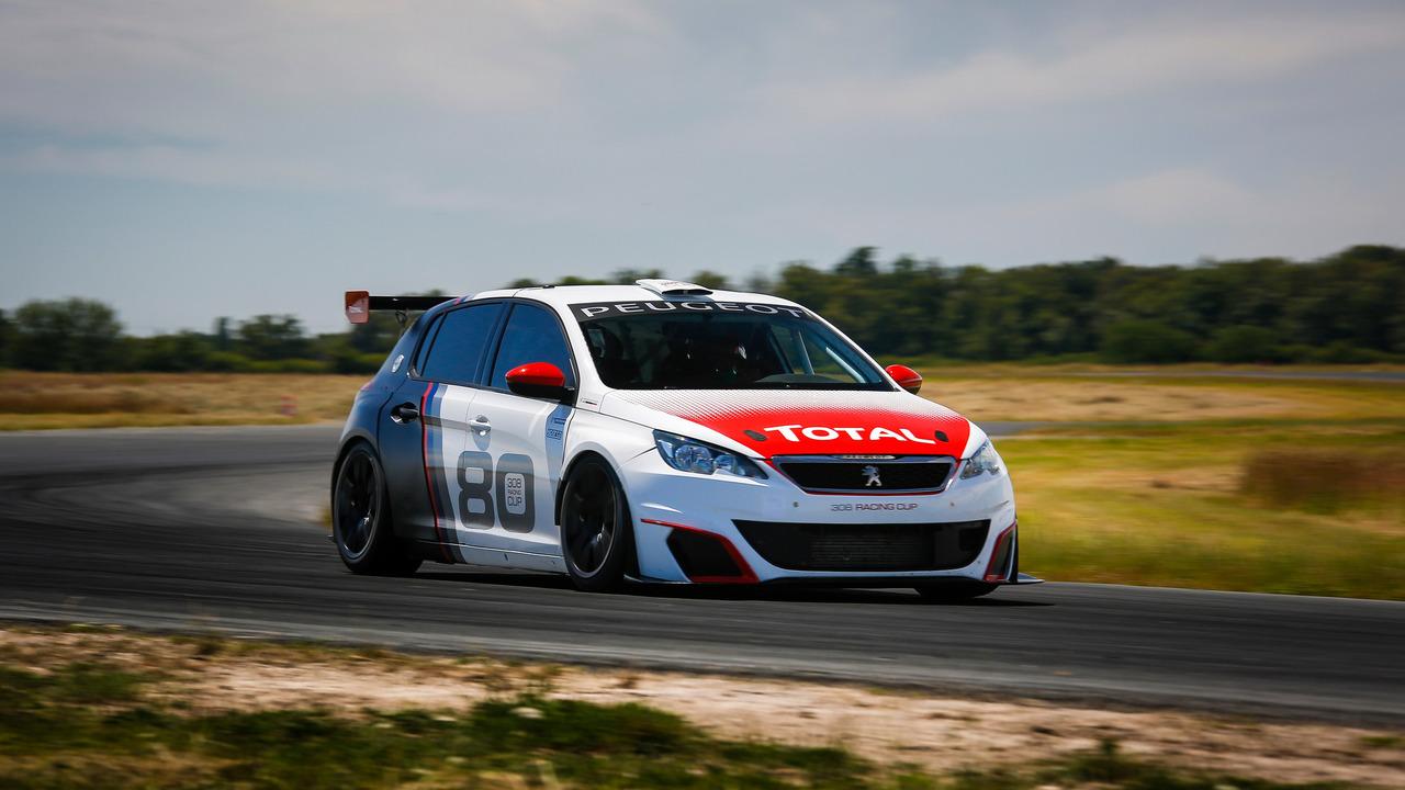 Peugeot 308 Racing Cup 2