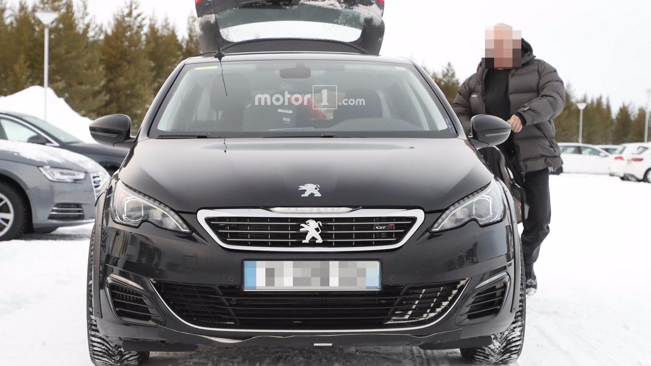 2018 Peugeot 508 casus fotoğrafları
